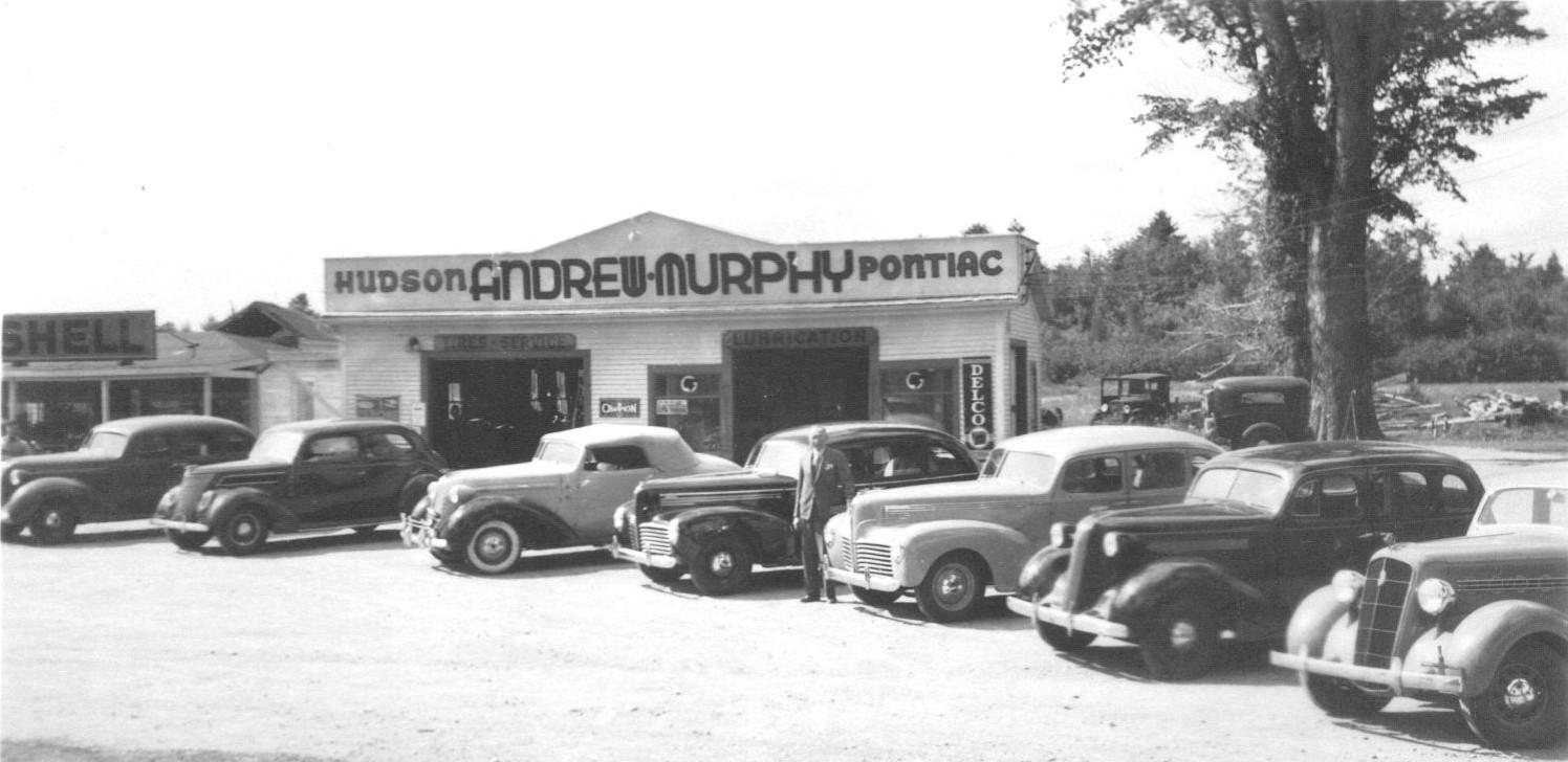 Car Dealerships In Bangor Maine >> Hudson Motor car Company Dealerships M