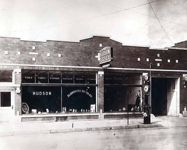 Hudson motor car company dealerships d l for Motor city auto center