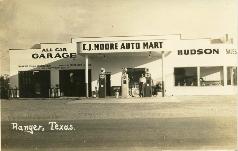 Hudson Motor Car Company Dealerships P Z