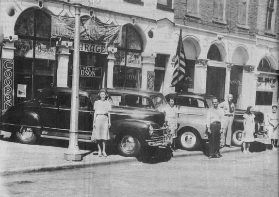 Terre Haute Car Dealerships >> Hudson Motor Car Company Dealerships D-L