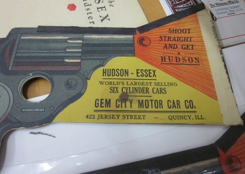 Car Dealerships Peoria Il >> Hudson Motor Car Company Dealerships D-L