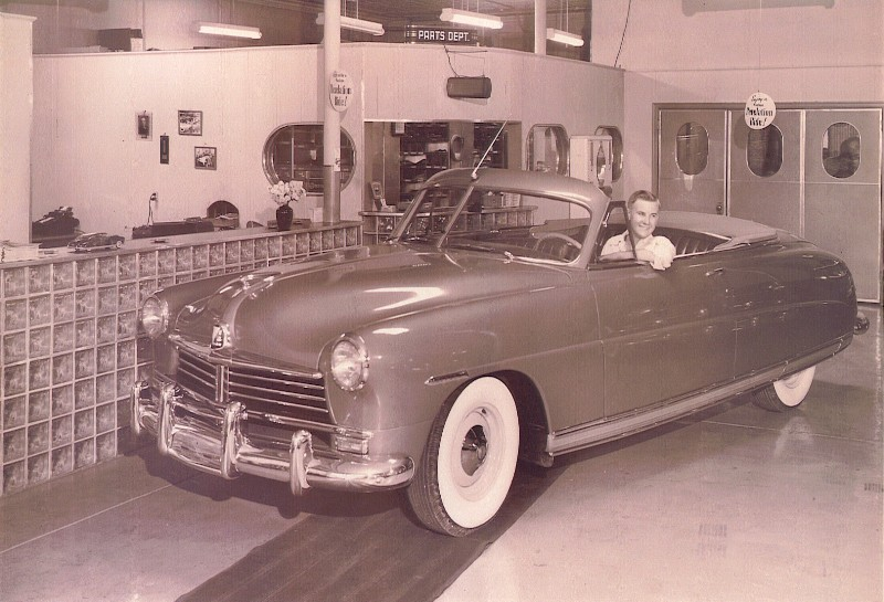 Car Dealerships Decatur Il >> Hudson Motor Car Company Dealerships D-L