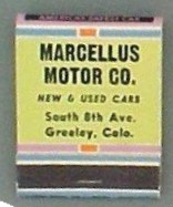 Marcellus Motor Co.