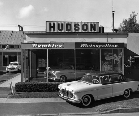 Hudson Motor Car Company Dealerships