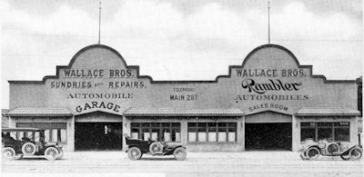 Wallace Brothers 1910