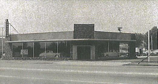 Hudson Motor Car Company Dealerships A C