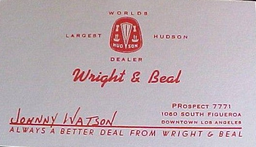 Wright and Beal