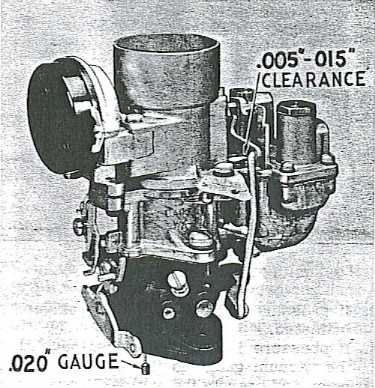 Hudson Jet Anti-Percolator Adjustment