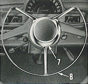 Hudson Jet Horn Button and Ring