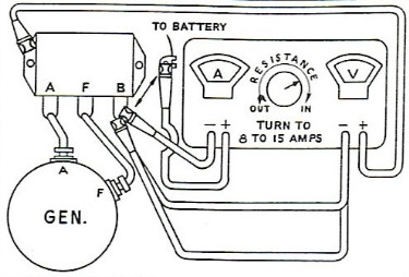 Fitting A Basic Split Charge System And Relay further T29909 Branchement Alternateur likewise Wiring Diagram For Briggs And Stratton Generator further Mag i Marelli Alternator besides Lucas Alternator Wiring Schematic. on wiring diagram for a lucas alternator